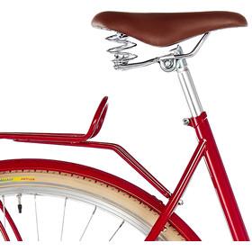Viva Bikes Juliett Entry Mujer, dark red